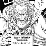 【ワンピース】冥王レイリーの初登場は第三巻!バギーの回想!