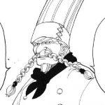 【ワンピース】赤足のゼフは海賊王ゴール・D・ロジャーの元クルーか?