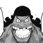 【ワンピース】黒ひげの歯の位置を比較、2人か3人かどっちだ?