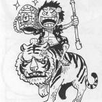 【ワンピース】血の繋がりは嘘?ルフィ&ドラゴン&ガープの親子三代に絡みつく奇妙な違和感。