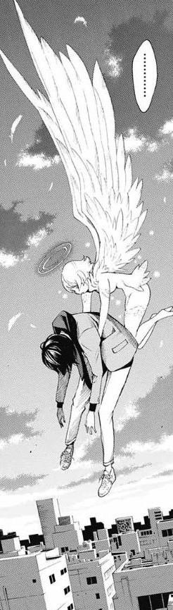 プラチナエンド1天使