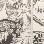 【ワンピース】オーバーヒート(超過鞭糸)は糸を超えた縄、破壊力満点の斬撃!
