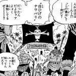 【ワンピース】フードヴァルテン×茶ひげの死相×ホーキンスの物語。