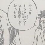 【ワンピース】816話「イヌvsネコ」ネタバレ感想&考察!