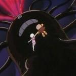 【アンパンマン】どろんこ魔王の禍々しい外見、または強さと凶暴性。