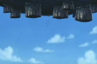 アニメワンピース船