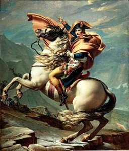 270px-David_-_Napoleon_crossing_the_Alps_-_Malmaison1