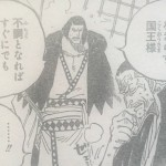 【ワンピース】コブラの病の深刻度、またはビビの結婚相手考察!