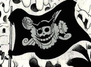 66ビッグマムの旗
