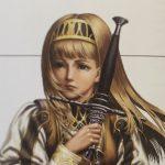 【VP2】アリーシャの強さと人物像考察、シルメリアを宿すディパン公国の第一王女!