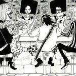 【ワンピース】66巻でキウイ・モズと語るローラの姿、おかみさんとは別人確定ぽい!