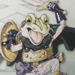 【クロノトリガー】カエルの強さと人物像考察、グランドリオンを操る勇者!