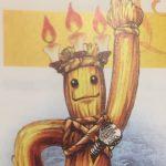 【クロノクロス】ラッキーダンの強さとキャラ考察、東の国のワラ人形!