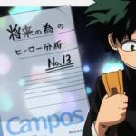 【僕のヒーローアカデミア】数字の「13」に対するこだわり、最終回の暗示と煌めくメッセージ!