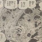 【ワンピース】ファニーソング&ミンチすりつぶしスムージー、誘惑の森の恒例行事?