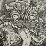 【トリコ】オブサウルスの強さと能力考察、外見に似合わず忠義に厚い猛獣!