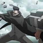【ブラックラグーン】銀次(松崎銀次・まつざきぎんじ)の強さと人物像考察、超カッコいい剣の達人!