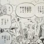 【ワンピース】836話矛盾×真実×珍獣コレクター!ネタバレ確定予想&考察!