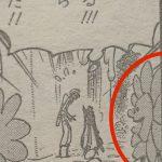 【ワンピース】密告者)花に変えられた映像電伝虫、ブレながら重なる実像と虚像!