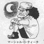 【ワンピース】黒ひげ(マーシャル・D・ティーチ)という男、凶暴につき。