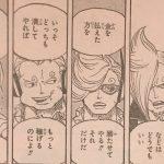 【ワンピース】関係激化、1と3燃えるシチュエーション4選考察!