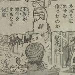 【ワンピース】サンジの母とメシ炊き女、または母の教えとコゼットについて。
