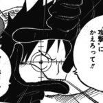 【ワンピース】ゴムゴムのお礼ファイア考察、一発残らず倍の力で返す攻撃に変えろ!