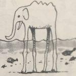 【ワンピース】ナイタミエ・ノリダ象の謎・声の正体・関節がひとつ多い点について。