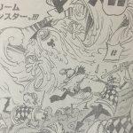【ワンピース】クリームモンスター・オペラの能力、戦い慣れと甘さと痛み!