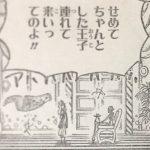 【ワンピース】ちゃんとした王子・イチジとプリンが結婚するシナリオってあるのかな?