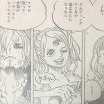 【ワンピース】851話「シケモク」ネタバレ確定感想&考察!