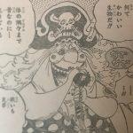 【ワンピース】853話「ここじゃねェ」ネタバレ確定感想&考察!