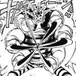 【ワンピース】タコツボの構え・新春凧開げ体壊の強さ考察、対剣士用のガード外し!