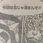 【ワンピース】タマタマの実の能力とタマゴ男爵、系統・強さ・覚醒の有無について!