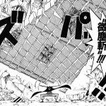 【ワンピース】微塵斬(アトミックスパ)&微塵斬速力(アトミックスパート)考察、天地に煌めく刃物の切れ味!