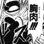 【ワンピース】胸肉(ポワトリーヌ)の強さ考察、心臓一線ハートブレイク!