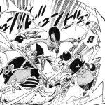 【ワンピース】八方雪倒れの強さ考察、四本戦斧の連続斬撃!