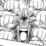 【ワンピース】タコ焼きパンチの強さ考察、切羽詰まったハチの奥の手!