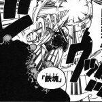 【ワンピース】鉄塊・空木(ウツギ)の強さ考察、ライフル弾く厚い胸板!