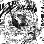 【ワンピース】嵐脚・ネジ白刃の強さ考察、長い首の弱点をカバーする回転!