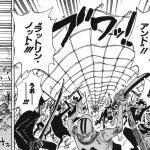 【ワンピース】シュラウズ・アンド・ラットリン・ノット考察、縄使いパウリーの網攻撃!