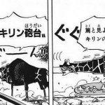 【ワンピース】キリン砲台&極鼻銃・麒麟マンジャロ考察、カクの使用する強力な鼻銃!