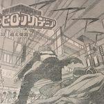 【僕のヒーローアカデミア】133話「追え切島」ネタバレ確定感想&考察![ヒロアカ]