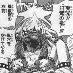【ワンピース】臼梵(うすぼん)の槍考察、イカロス・ムッヒの微妙な攻撃!