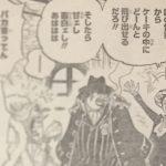 【ワンピース】863話「義侠派」ネタバレ確定感想&考察!