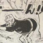 【ワンピース】地翁拳・腰痛の構え、カタコリ&目のツカレ&不死武士の痛巳考察、何とも言えないラオGのラッシュ!