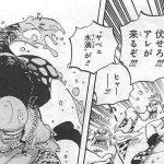 【ワンピース】矢武鮫(やぶさめ)の強さ考察、片腕一本で放つ水の散弾銃!