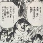 【銀牙・流れ星銀】紅狼(パープルウルフ)の強さと人物像考察、黒狼族の九代目首領!