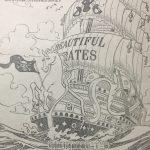 【ワンピース】久々の美しき海賊団&首はねスレイマンについて!