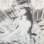 【銀牙・流れ星銀】白狼(はくろう)の強さと人物像考察、ヒグマ殺し野犬のリーダー!